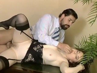 Cum-in-mouth, Teacher