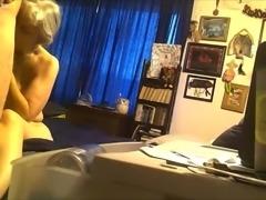 My Dumb Fat Fuck Pig Debbie fucks and sucks me