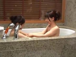 Asian lesbian squirt