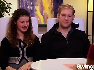 First time swingers on playboytv
