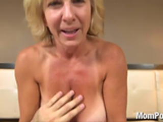 50 year old Czech Pauline POV fuck