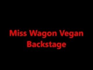 Suor Miss Wagon Vegan Backstage