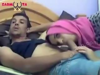 arab teen hijab blowjob  sarmotaxxcom