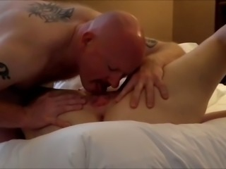 32yo British Ex-GF spreads labia for oral and G-Squirt