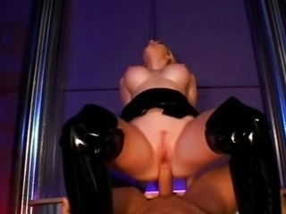 Ass Games Scene 4 - Michelle B