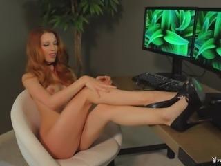 Playboy Plus: Caitlin McSwain - Dirty Work