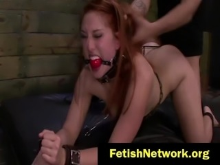 FetishNetwork Rose Red Tyrell anal sex