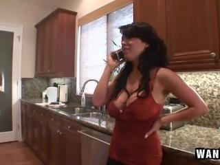 WANKZ - 3 Hot Women Fuck A Lucky Dude And Swap His Cum!