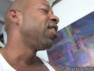 Blacks On Blondes Hydii May and Shane Diesel