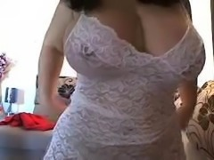 Huge boobs and Lingerie
