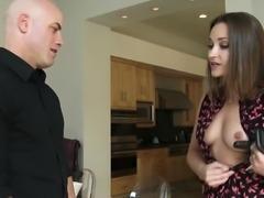 Seducing her BF's buddy