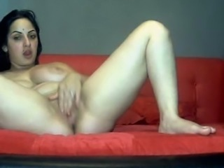 Incredibly horny Indian milf loves freaky sex on webcam