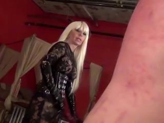 Goddess Storm femdom, bdsm, whipping, bondage, leather