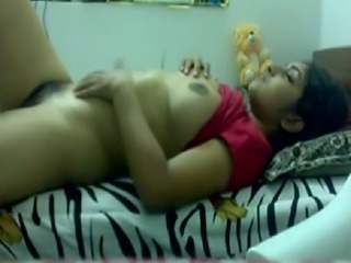 Outrageously sexy and delicious Indian babe self filming