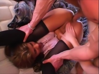 Hot threesome with Rio Mariah and Ashley Blue