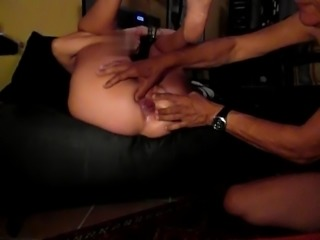 nice anal mature