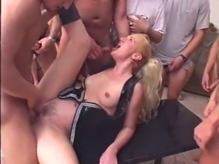 Group Sex Pissing