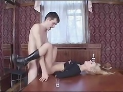 russian boy fuck pretty drunk girl