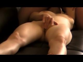 real wife orgasm