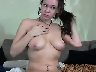 Tit cum and fuck in cam sex bitch