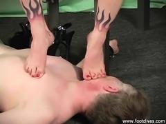 Under Female Feet