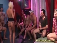 extreme german gangbang swinger orgy