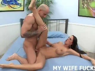 Your wife needs a hard daily pounding