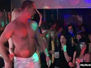 See what happens inside Europes hottest sex party