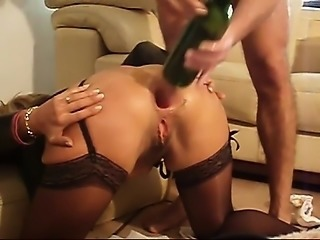 Anal extreeme house sexwife Vera from Spain