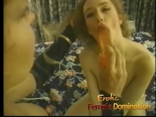 Sexy submissive girls do everything their horny mistress