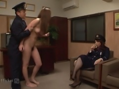 Miharu Kai's Prison Punishment (Uncensored JAV)