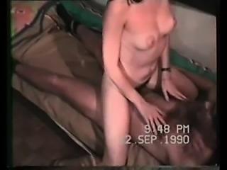 Oldschool VHS Sextape