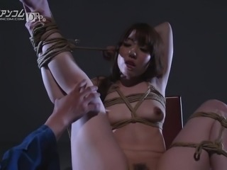 Tied up: Asian Sluts Bdsm Session-Rina Uchimura