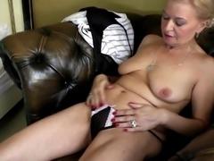 Hot grandma needs a hard cock