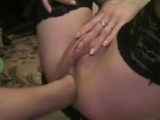 extrem anal fisting