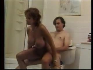 Horny Mom shaving Her new Boyfriend...F70