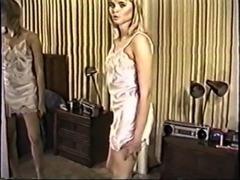 Beautilful California Amateurs V14 Nylon Slips and Panties