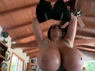 Leanne's Big Beautiful Breasts