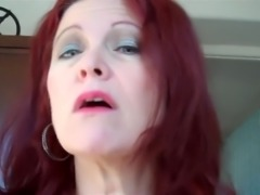 Red Milf Mistress Roleplay
