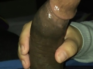 Red Hair Gagging on my dick