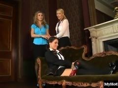 Jess West and Katie K are British girls