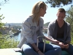 BitchesAbroad - Russian porn with blonde babe Alice Marshall