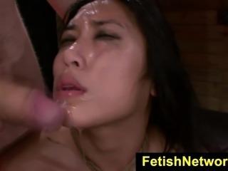 FetishNetwork Mia Li squels for big cock