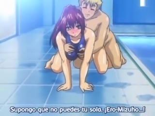 Mizugi kanojo ep1 sub español