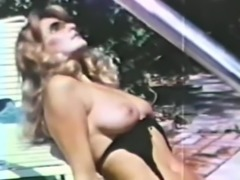 sex on pool - classic 70s