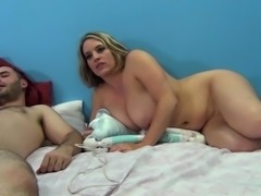 Lusty sluts Maggie Green, Samantha Bentley and Charlyse Angel take a pounding...