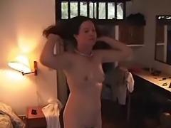 MATURE ENJOYS HER  SPRING BREAK