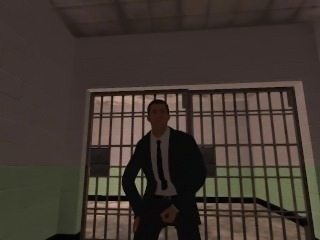 GTA - Multi Theft Auto - Fap in Jail