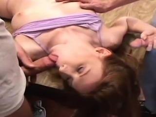 Allison Wyte may have been fucking for years, but anal...