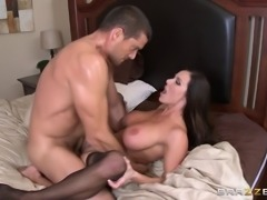 Dude films his wife getting nailed hard by some other guy